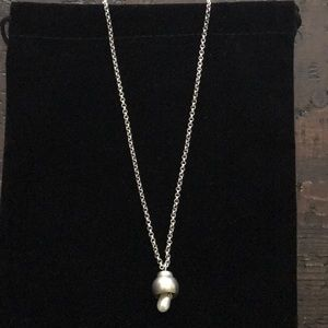 Jewelry - Sterling Silver Fresh Water Pearl Necklace